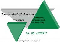 Hoveniersbedrijf J.Jansen
