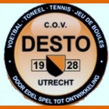 22 mei: Tournooi Desto