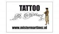Mr. Martinez Tattoo Shop