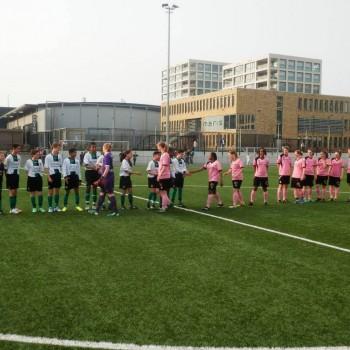 Knappe zege Scheveningen C1 op ADO Vrouwen O19.