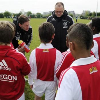 Ajax F1 - Volendam F1 2-1, bekerfinale