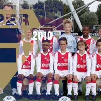 Wat een afsluiting van het seizoen 2009-2010!