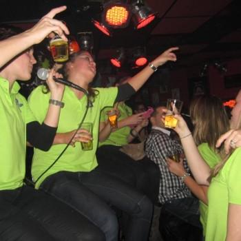 Teamuitje 2012 Eindhoven