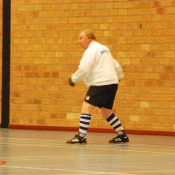 zaalvoetbal 2009