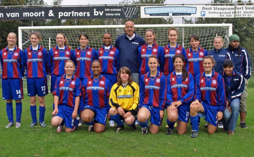 Fc Abcoude Dames1