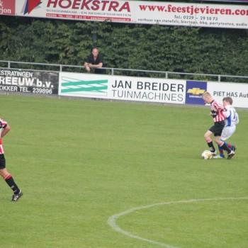 2012-09-09 Hollandia C1 Zon - Purmersteijn C1 4-2