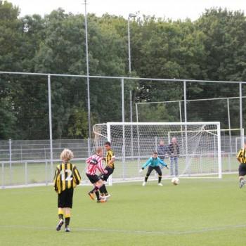 2012-09-23 Hollandia C1 Zon – OFC C1 7-0 (2-0)