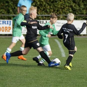 2019-09-07 Beker Zwartem.Boys Jo11-1 -FC Klazienaveen Jo11-3  12-0(6-0)