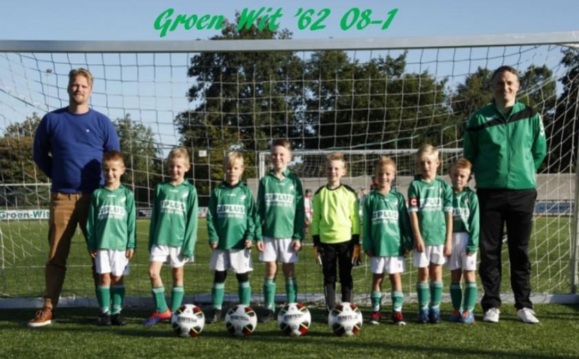 Groen Wit '62 JO8-1