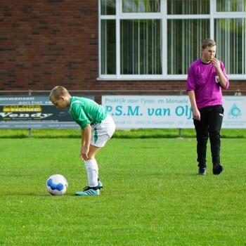 2019-10-26 Zwartem.Boys Jo13-1 - CEC Jo13-2  3-1 (2-0)