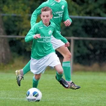 2021-10-16 Zwartem.Boys Jo13-1 - Westerwolde Jo13-1  5-0 (4-0)