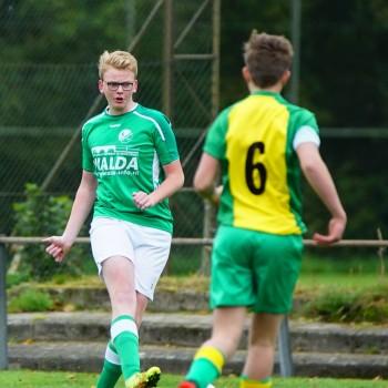 2021-10-16 Zwartem.Boys Jo17-1 - Fit Boys Jo17-1   2-5 (1-0)