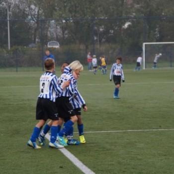 Quick Boys E3 - Ter Leede E1 (3-0)