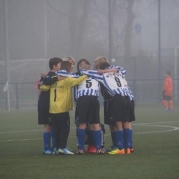 Quick Boys E3 - Katwijk E1 (6-1)