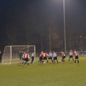 9-9: Quick Boys o10 - Feyenoord o10 (2-3)