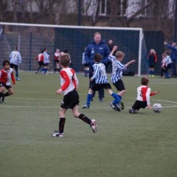 Quick Boys E3 - Feyenoord F1 (5-2)