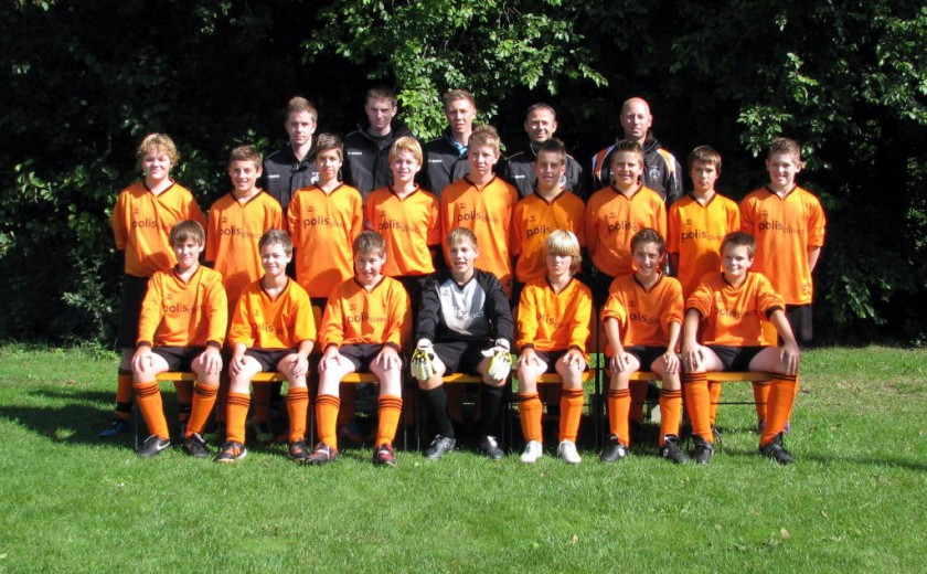dit is mijn team