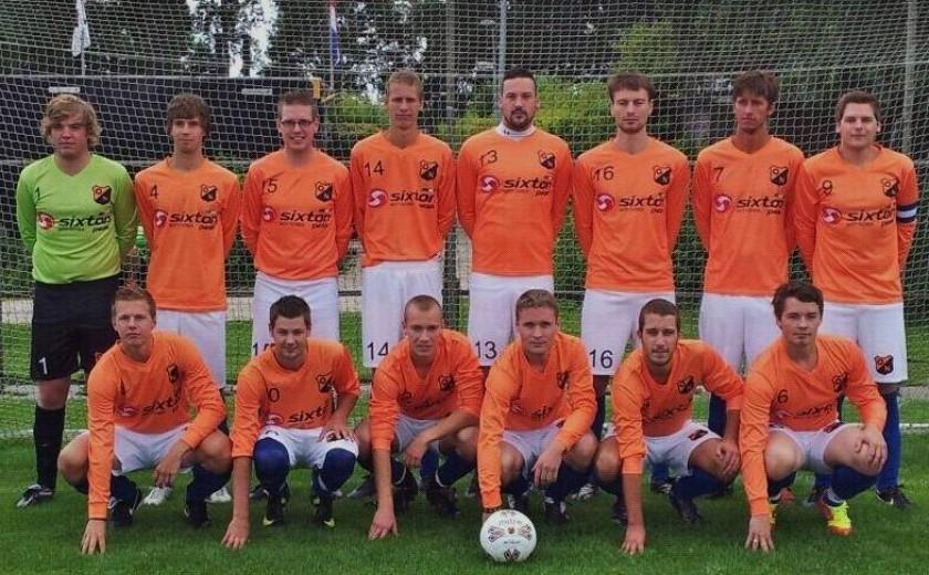Oranje Nassau 6
