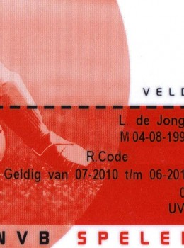 Lorenzo De Jonge