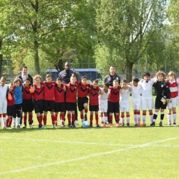 Zeeburgia-Afc Kampioenswedstrijd